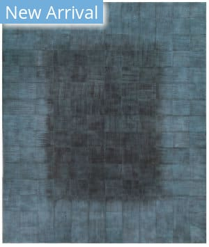 Exquisite Rugs Granite Hide Hand Stitched 2391 Navy Area Rug