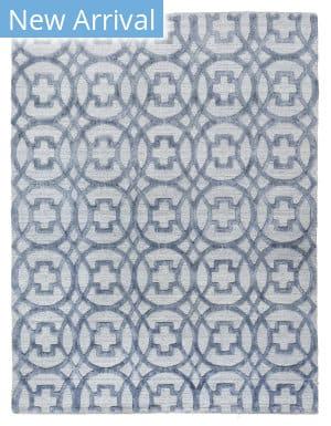 Exquisite Rugs Windsor Hand Woven Dark Blue - Gray Area Rug