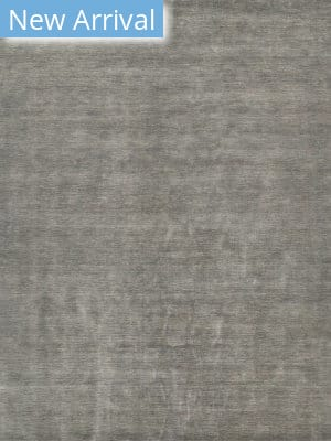 Exquisite Rugs Wool Dove Hand Woven Slate Area Rug