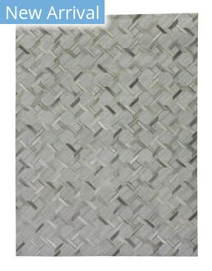 Exquisite Rugs Berlin Hand Stitched 3797 Ivory - Gray Area Rug