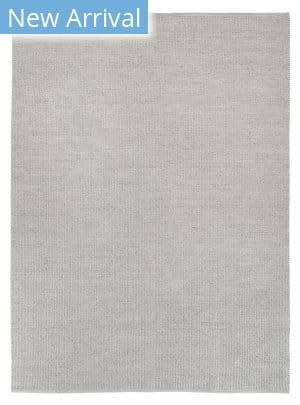 Exquisite Rugs Eres Hand Woven 3856 Light Silver Area Rug