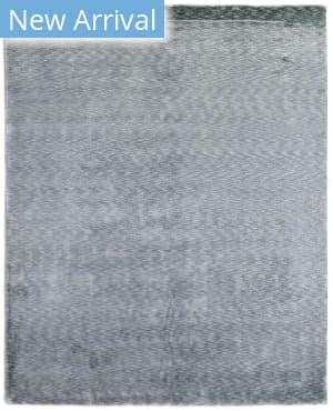 Exquisite Rugs Softest Touch Hand Woven Blue Area Rug