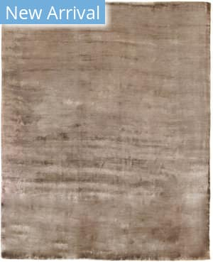 Exquisite Rugs Purity Hand Woven Brown Area Rug