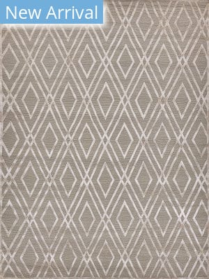 Exquisite Rugs Moreno Hand Knotted Light Beige Area Rug