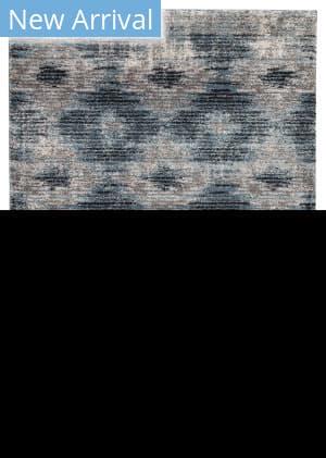 Famous Maker Datone Souk Dat-1030 Gray - Blue Area Rug