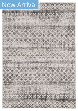 Famous Maker Datone Tanjia Dat-1040 Gray - Ivory Area Rug