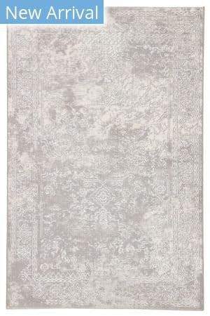 Famous Maker Natasha Gramercy Nsh-1100 White - Light Gray Area Rug