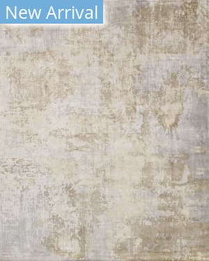 Famous Maker Beverly Pop-8009 Silver - Brown Area Rug