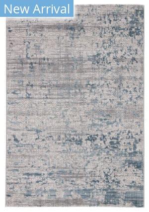 Famous Maker Tresalan Hazlet Trs-1020 Silver - Blue Area Rug