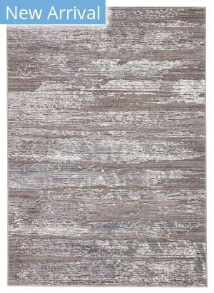 Famous Maker Tresalan Lawton Trs-1060 Gray - White Area Rug