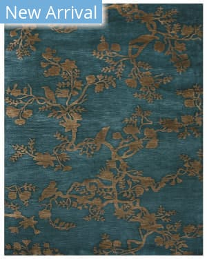 Feizy Bodhi 6033f Azure Area Rug