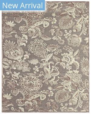 Rugstudio Sample Sale 185184R Pewter - Gray Area Rug
