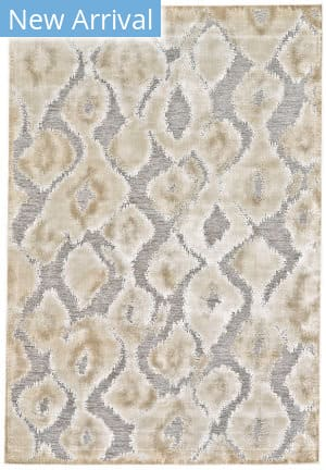 Rugstudio Sample Sale 185187R Pewter - Gray Area Rug