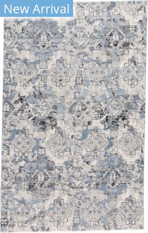 Feizy Ainsley 3896f Blue - Tan Area Rug