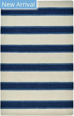 Feizy Cabana 8689f Indigo - Blue Area Rug