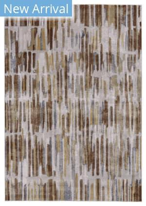 Feizy El Dorado I3081 Taupe - Dark Gold Area Rug