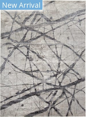 Feizy Kano 3877f Charcoal - Gray Area Rug