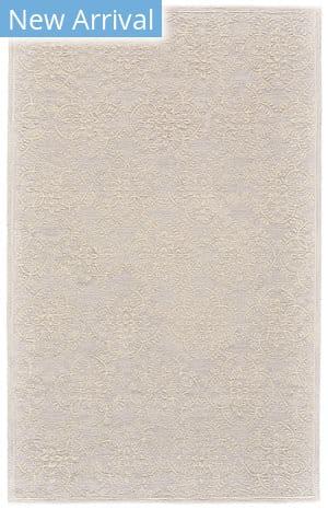 Feizy Branson 8752f Light Gray - Ivory Area Rug
