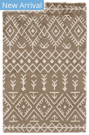 Feizy Noemie I4806 Coffee - Cream Area Rug