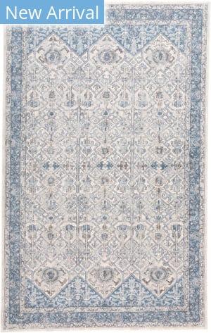 Feizy Ainsley 3899f Ivory - Blue Area Rug