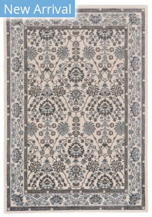 Feizy Burley I3263 Cotton - Aqua Area Rug