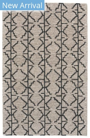 Feizy Enzo 8732f Charcoal - Gray Area Rug