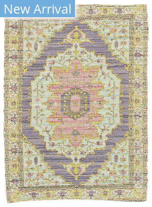 Feizy Mcclare I0568 Gray - Green Area Rug