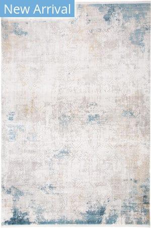 Feizy Cadiz 3889f Ivory - Blue Area Rug