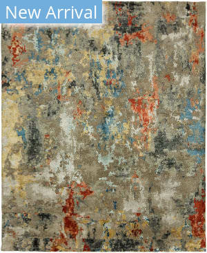 Rugstudio Sample Sale 183163R Multi Color Area Rug