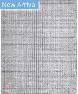 Hri Latitude La-3078 Black - Silver Area Rug