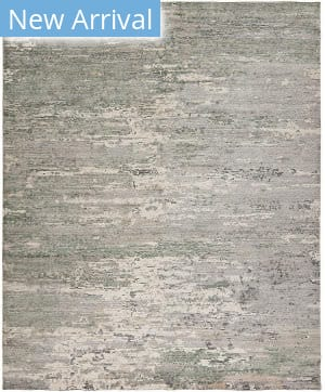 Hri Milan Mi-91 Natural - Green Area Rug