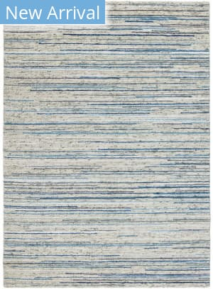 Hri Nature Na-10b Blue Area Rug