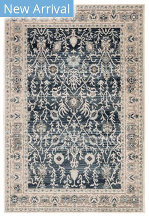 Jaipur Living Berkeley Bellamy Ber11 Dark Blue - Light Gray Area Rug