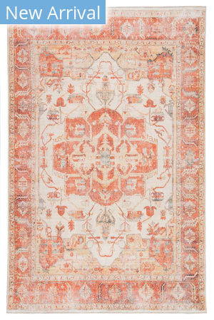 Jaipur Living Boheme Rhoda Boh01 Orange - Ivory Area Rug
