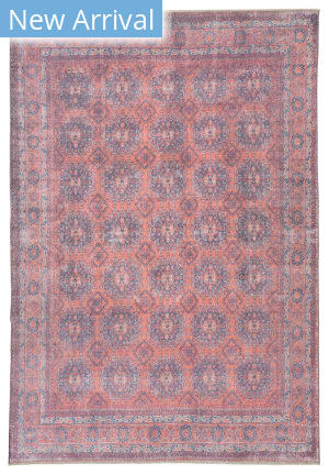 Jaipur Living Boheme Shelta Boh05 Blue - Red Area Rug