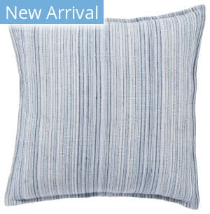 Jaipur Living Burbank Pillow Taye Brb04 Blue - White