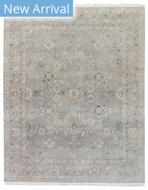 Rugstudio Sample Sale 171116R Moon Rock - Oyster Gray Area Rug