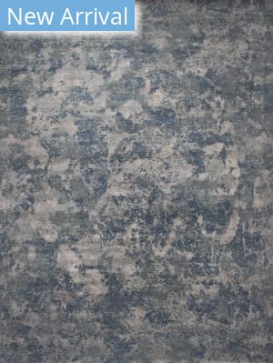 Jaipur Living Chaos Theory By Kavi Kali Ckv13 Ensign Blue - Steel Gray Area Rug