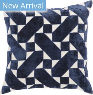 Jaipur Living Cosmic By Nikki Chu Pillow Danceteria Cnk68 Blue - Ivory