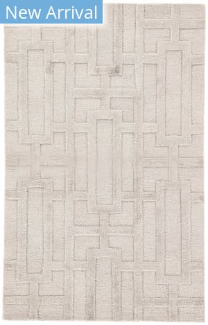 Jaipur Living City Dallas Ct120 Light Gray Area Rug