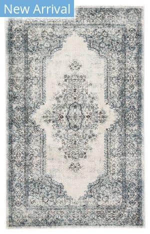 Jaipur Living Dalton Eisley Dat08 Blue - Ivory Area Rug