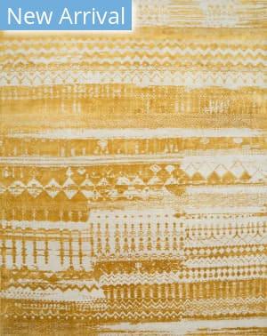 Jaipur Living One Of A Kind Esk-663 White - Light Topaz Area Rug