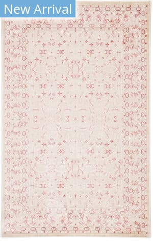 Jaipur Living Fables Regal Fb181 Ivory - Pink Area Rug