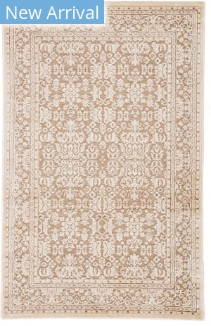 Jaipur Living Fables Regal Fb183 Tan - Ivory Area Rug