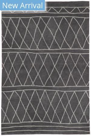 Jaipur Living Fusion Pax Fn60 Dark Gray - Light Gray Area Rug