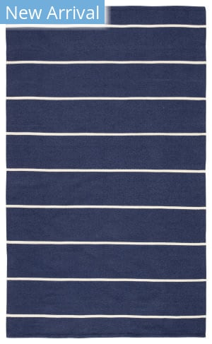 Jaipur Living Lanai Corbina Lan02 Dark Blue - Ivory Area Rug