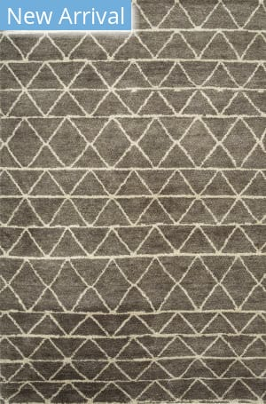 Jaipur Living One Of A Kind Lkm-22 Charcoal Slate - Linen Area Rug