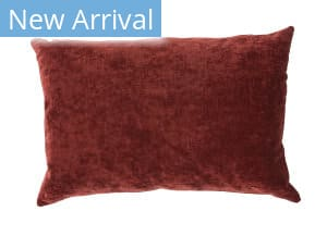 Jaipur Living Luxe Pillow Luxe Lux06 Red Area Rug