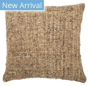 Jaipur Living Mandarina Pillow Anja Mdr24 Brown - Tan Area Rug