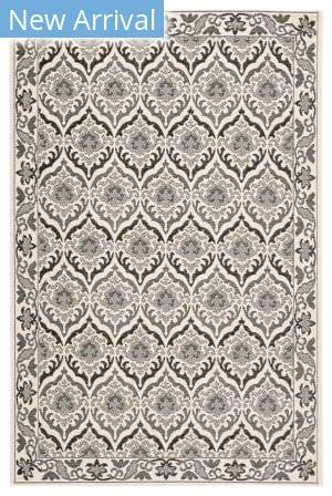 Jaipur Living Monteclair Laurel Moc01 Dark Gray - Cream Area Rug